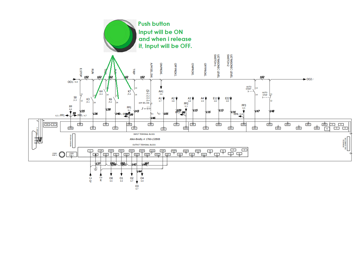 Reed Switch 3 Wire Diagram